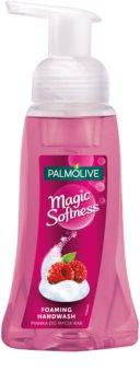 Palmolive Magic Softness Raspberry sabonete em espuma para as mãos