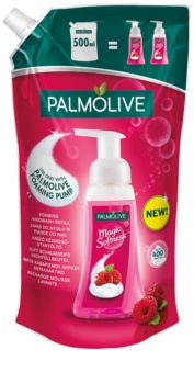 Palmolive Magic Softness Raspberry schiuma detergente mani ricarica