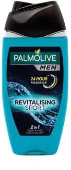 Palmolive Men Revitalising Sport gel de banho para homens 2 em 1