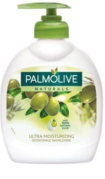 Palmolive Naturals Ultra Moisturising flüssige Seife für die Hände mit Pumpe