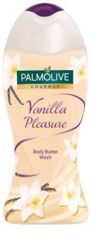 Palmolive Gourmet Vanilla Pleasure sprchové máslo