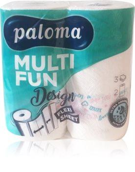 Paloma Multi Fun Flexi Sheet кухненски кърпички