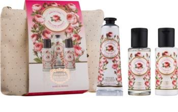 Panier des Sens Rose zestaw kosmetyków I. dla kobiet