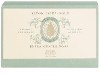 Panier des Sens Almond extra jemné prírodné mydlo