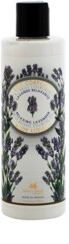 Panier des Sens Lavender relaxační tělové mléko