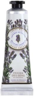 Panier des Sens Lavender creme relaxante para mãos