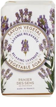Panier des Sens Lavender sapone vegetale rilassante