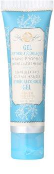 Panier des Sens Mediterranean Freshness gel de limpeza para mãos