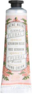 Panier des Sens Rose Geranium crema per le mani