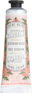 Panier des Sens Rose Geranium krém na ruky