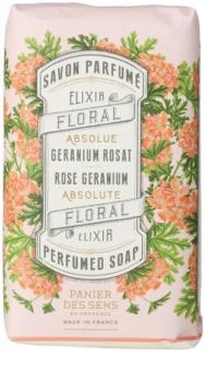 Panier des Sens Rose Geranium sabonete sólido