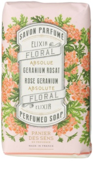 Panier des Sens Rose Geranium sapone solido