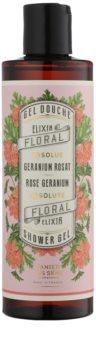 Panier des Sens Rose Geranium gel doccia