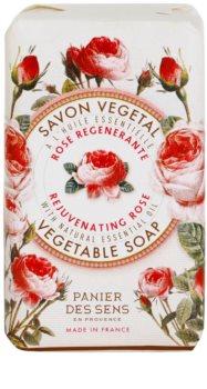 Panier des Sens Rose Regenerating Herbal Soap