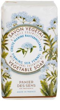 Panier des Sens Sea Fennel sabonete reafirmante de ervas