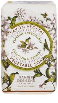 Panier des Sens Verbena sapone vegetale energizzante
