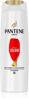 Pantene Lively Colour Shampoo voor Kleurbescherming
