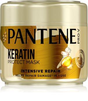 Pantene Intensive Repair maschera rigenerante per capelli per capelli rovinati e secchi