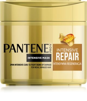 Pantene Intensive Repair регенерираща маска за коса за суха и увредена коса