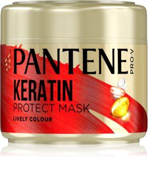 Pantene Lively Colour маска за коса за защита на цветовете