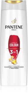 Pantene Pro-V Lively Colour Shampoo  3in1
