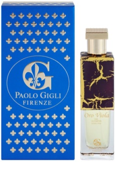 Paolo Gigli Oro Viola eau de parfum unissexo
