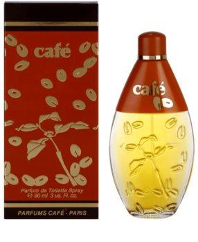 Parfums Café Café Eau de Toilette hölgyeknek