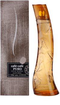 Parfums Café Café-Café Puro Eau de Toilette para homens 100 ml
