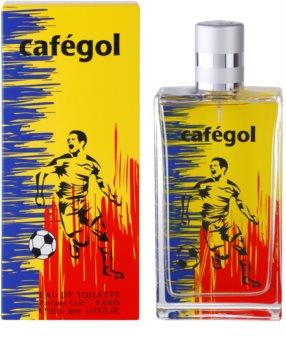 Parfums Café Cafégol Colombia eau de toilette para homens