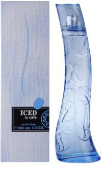 Parfums Café Puro Iced by Café eau de toilette per donna 100 ml