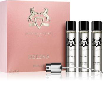 Parfums De Marly Delina Royal Essence Rejsepakke  til kvinder