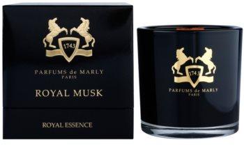 Parfums De Marly Royal Musk vela perfumado 300 g