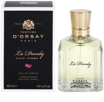 Parfums D'Orsay La Dandy Pour Femme eau de parfum para mujer