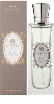 Parfums D'Orsay Feuilles de Tomate spray para el hogar 100 ml