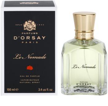 Parfums D'Orsay Le Nomade eau de parfum per uomo