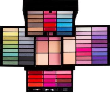 Parisax Make-Up Palette estuche de cosmética