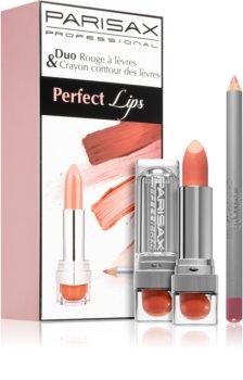 Parisax Perfect Lips Duo комплект декоративна козметика  Nude (за устни)