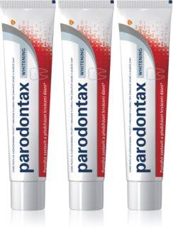 Parodontax Whitening fehérítő fogkrém ínyvérzés ellen