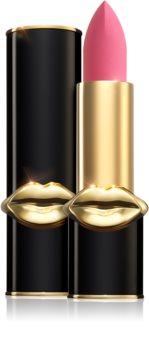 Pat McGrath MATTETRANCE™ Lipstick batom cremoso altamente pigmentado com efeito matificante