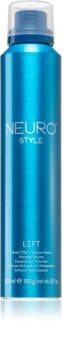 Paul Mitchell Neuro HeatCTRL luxusní objemová pěna pro vlasy namáhané teplem