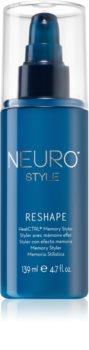Paul Mitchell Neuro HeatCTRL stylingový krém se středním zpevněním a přirozenými odlesky pro vlasy namáhané teplem