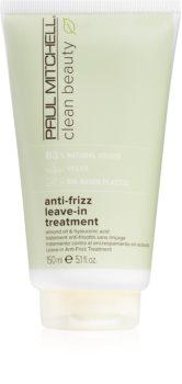 Paul Mitchell Clean Beauty Anti-Frizz uhlazující bezoplachový kondicionér pro nepoddajné a krepatějící se vlasy