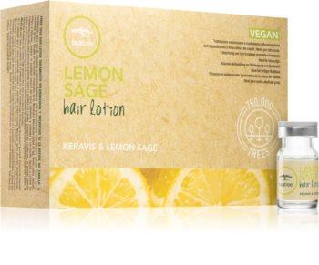 Paul Mitchell Tea Tree Lemon Sage Hair Lotion vyživující péče pro jemné a poškozené vlasy