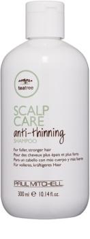 Paul Mitchell Tea Tree Scalp Care šampon proti řídnutí vlasů