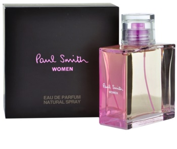 Paul Smith Woman парфюмированная вода для женщин