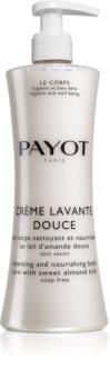 Payot Gentle Body gel de ducha nutritivo para cara, cuerpo y cabello