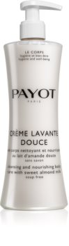 Payot Gentle Body vyživující sprchový gel na obličej, tělo a vlasy