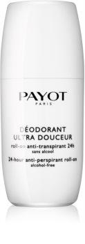 Payot Gentle Body antitranspirante roll-on para todo tipo de pieles