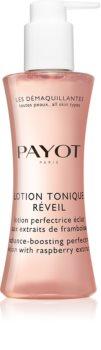 Payot Les Démaquillantes Lotion Tonique Réveil pleťová exfoliační voda s rozjasňujícím účinkem
