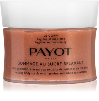 Payot Le Corps Gommage Au Sucre Relaxant хармонизиращ пилинг за тяло